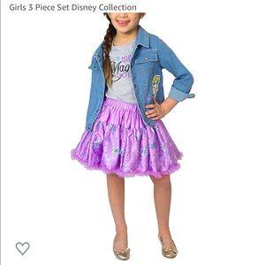 Brand New Disney 3 pc Disney Collection! Frozen!